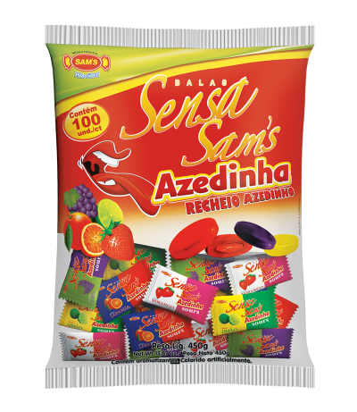 Sensa Sam's Sour Fruit -