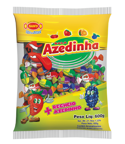 Azedinha Assorted Sour -