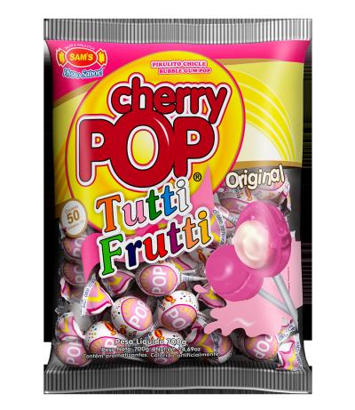 Cherry Pop Tutti Frutti -