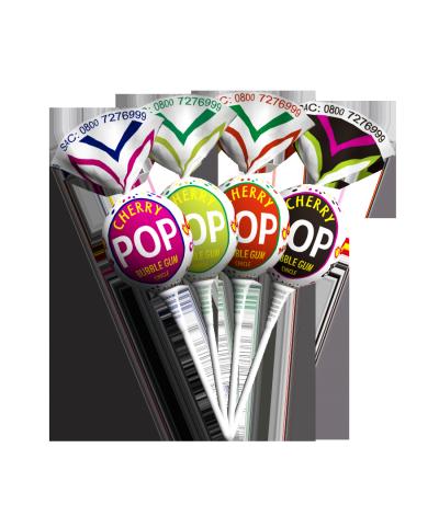 Cherry Pop Mix -