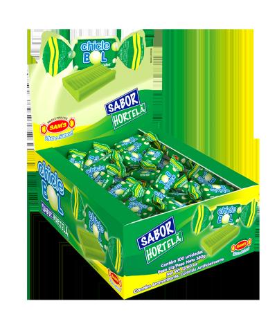 Chicle Bol Mint -