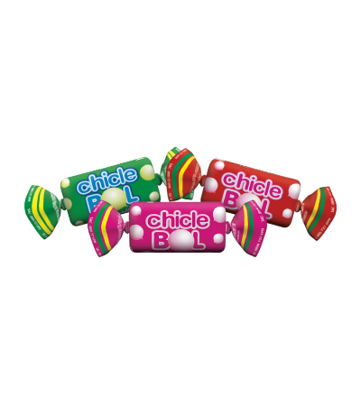 Chicle Bol Assorted -
