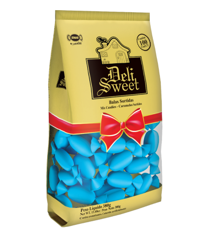 Deli Sweet Blue -