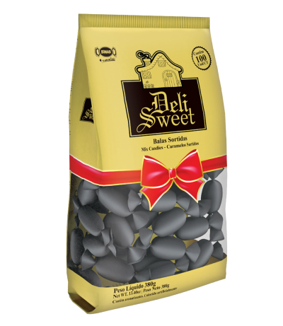 Deli Sweet Black -