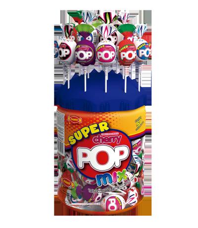 Super Cherry Pop Mix Jar -