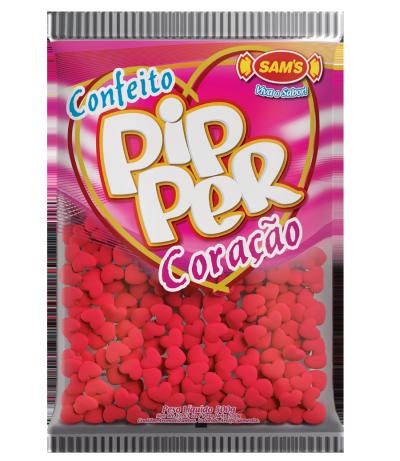 Pipper Morango Vermelho -