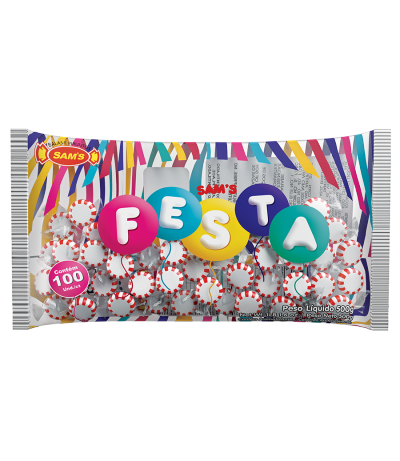 Starlight Sam's Festa Strawberry -