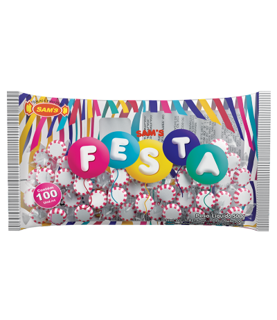 Starlight Sam's Festa Pink Strawberry -