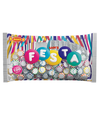 Starlight Sam's Festa Fruits -