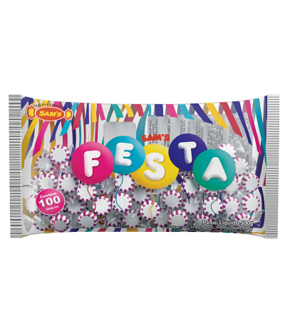 Starlight Sam's Festa Grape -