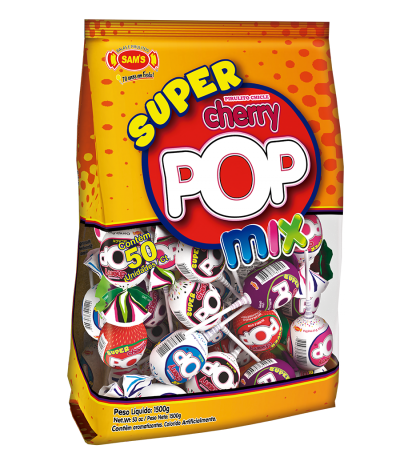 Super Cherry Pop Mix Show Bag -