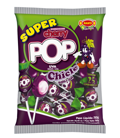 Super Cherry Pop Uva -