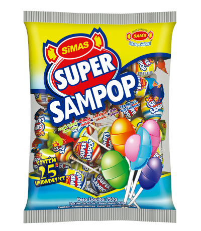 Super Sampop Mix -