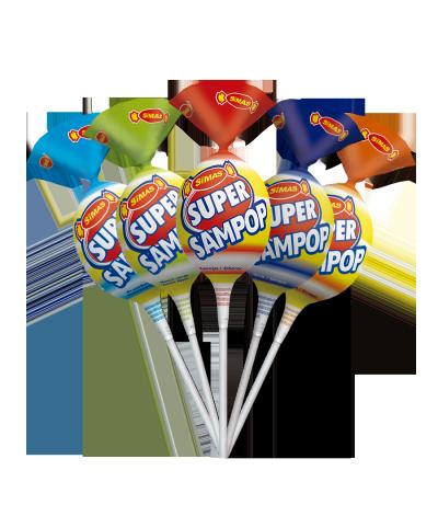 Super Sampop Mix -
