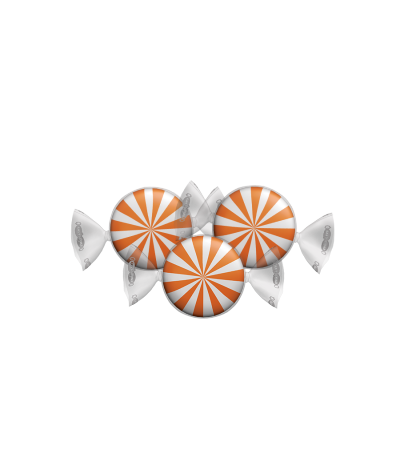 Sweet Disc Orange -