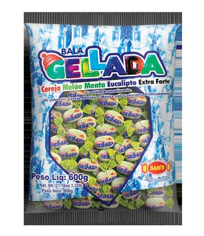 Gellada Melão -