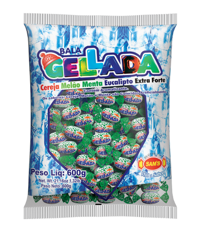 Gellada Peppermint -