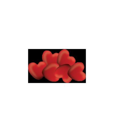 Bulk Cinnamon Hearts -