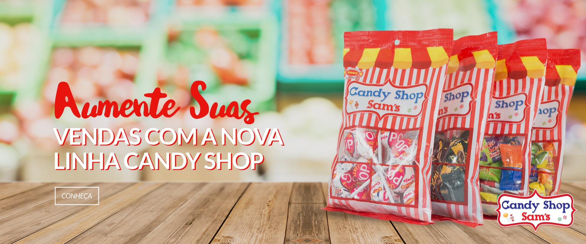 Candy Shop - PT