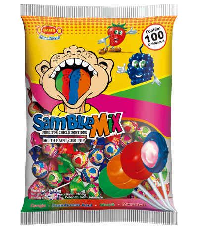 Samblue Mix -