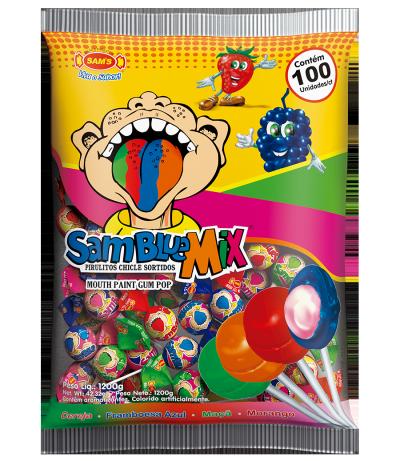 Samblue Mix -