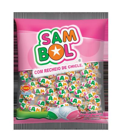 Sambol Tutti-Frutti 500g -