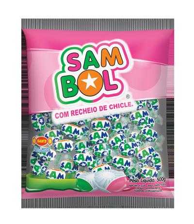 Sambol Mint 500g -