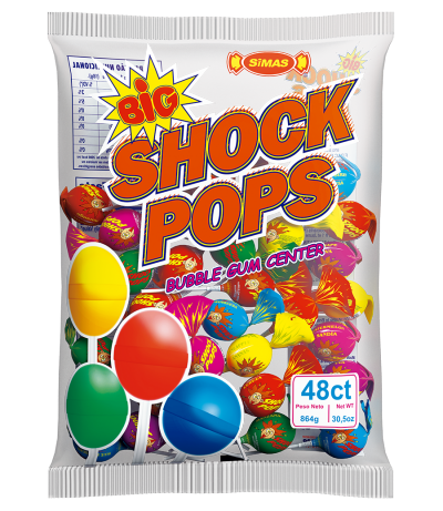 Shock Pop 48ct -
