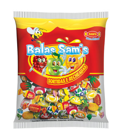 Sam's Assorted 500g -