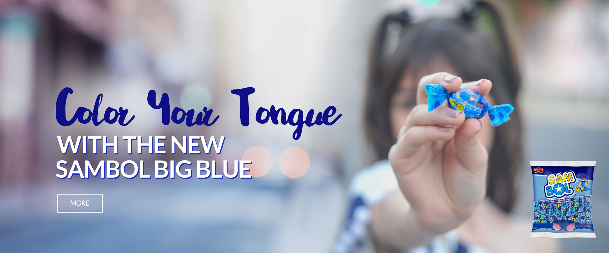 Sambol Big Blue - Ingles