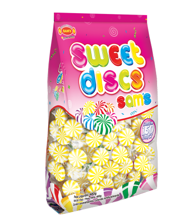 Sweet Discs Sam's Abacaxi -