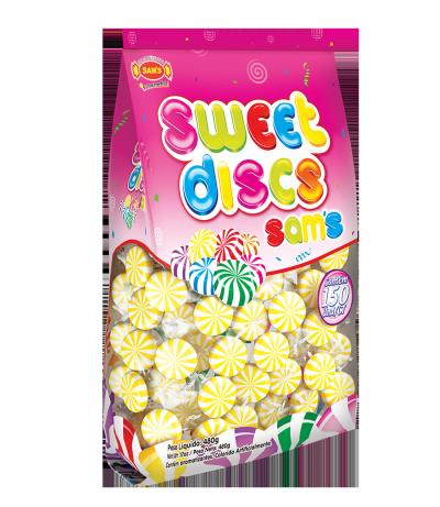 Sweet Disc Pineapple -