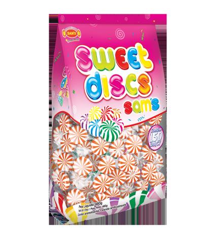Sweet Discs Sam's Laranja -
