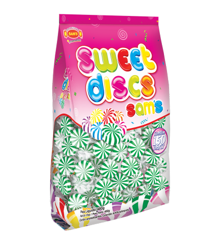 Sweet Disc Lemon -