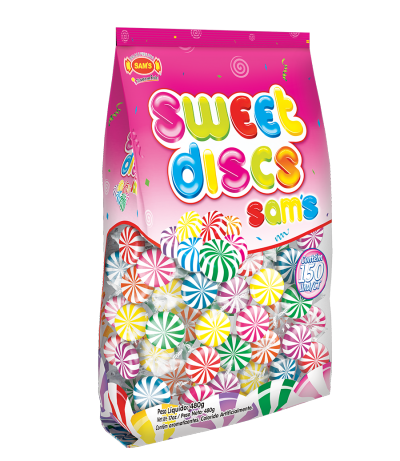 Sweet Discs Sam's Mix -