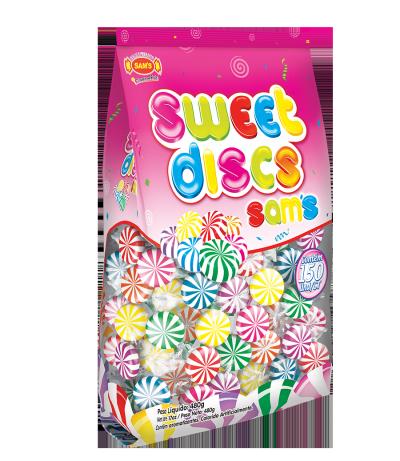 Sweet Disc Fruit -
