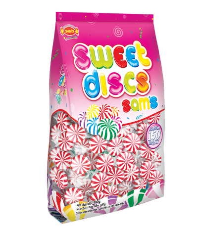 Sweet Disc Strawberry -