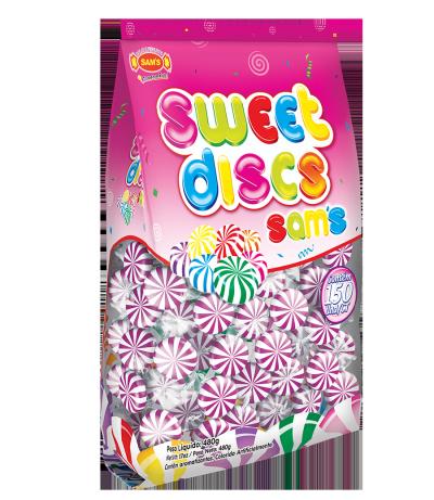 Sweet Discs Sam's Uva -