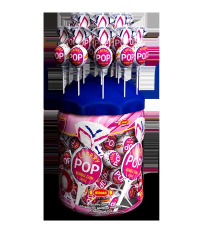 Expositor Cherry Pop Cereja -