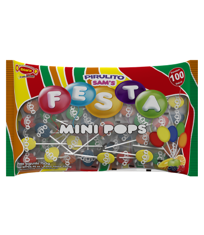 Sam's Festa Mini Pops -