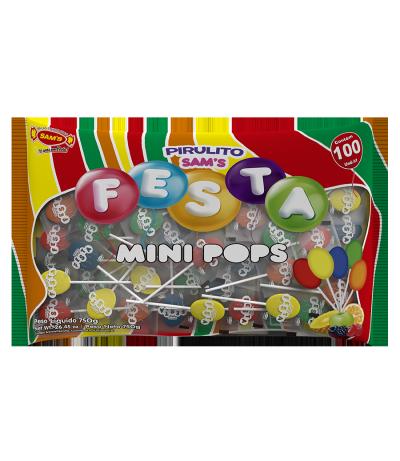 Sam's Festa Mini Pops -