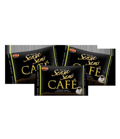 Sensa Sam's Café -