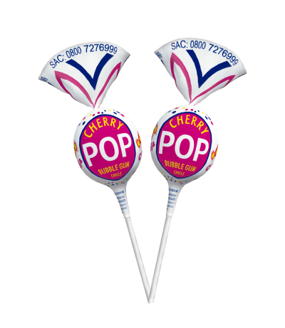 Expositor Cherry Pop Cereja -