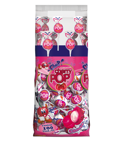 Cherry Pop Cereja Show Bag -