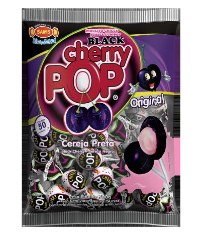 Cherry Pop Black -