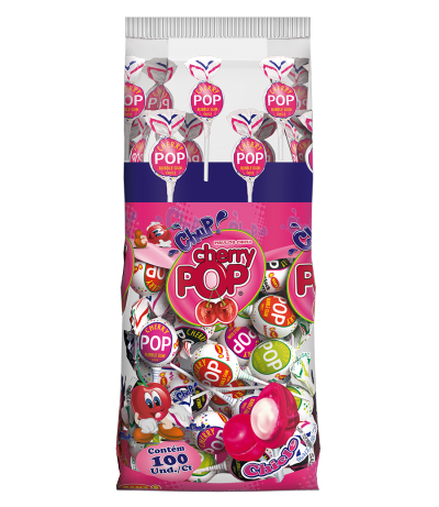 Cherry Pop Mix Show Bag -