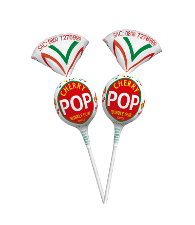 Cherry Pop Morango -