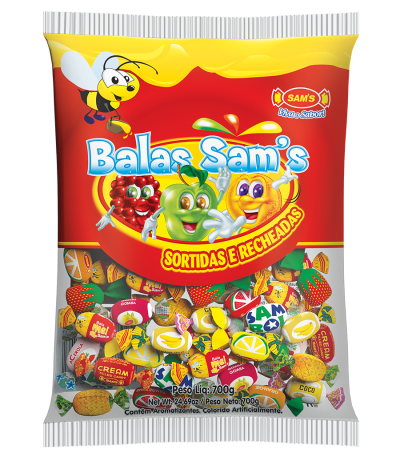 Sam's Assorted 700g -