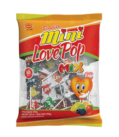 Mini Flat Love Pop Mix -