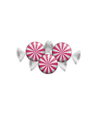 Sweet Disc Pink Strawberry -